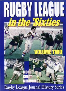Now Available Again -Rugby League in the Sixties Vol 2